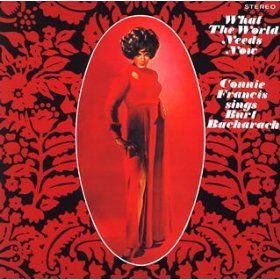 What the World Needs Now: Connie Francis Sings Burt Bacharach