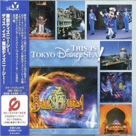 Tokyo Disney Sea: The Live Entertainment Music