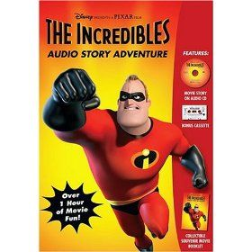 Incredibles Audio Story Adventure