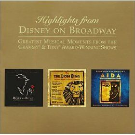 Highlights from Disney On Broadway