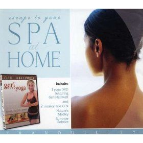 Escape to Your Spa Home: Nature's Medley/Summer Solstice