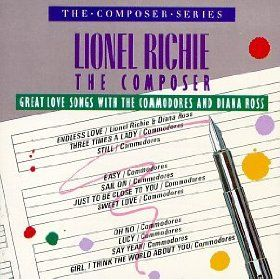 Lionel Richie the Composer: Great Love Songs with the Commodores and Diana
