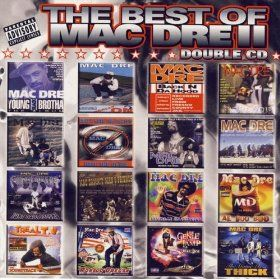 Best of Mac Dre II