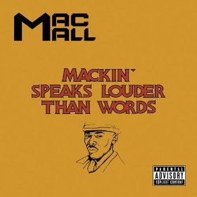 Mackin Speaks Louder Than Words