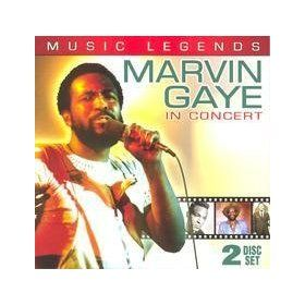 Music Legends: Marvin Gaye in Concert
