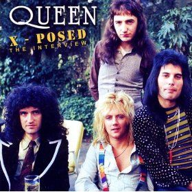 Queen X-Posed