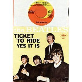 Ticket to Ride/Yes It Is