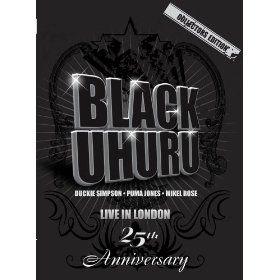 Black Uhuru - Mystical Truth