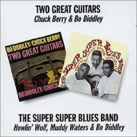 Two Great Guitars/The Super Super Blues Band